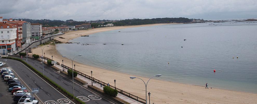 Playa de Coroso
